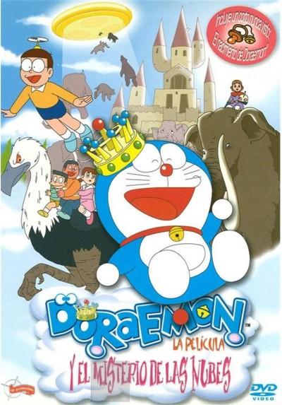 Doraemon y el Misterio de las Nubes