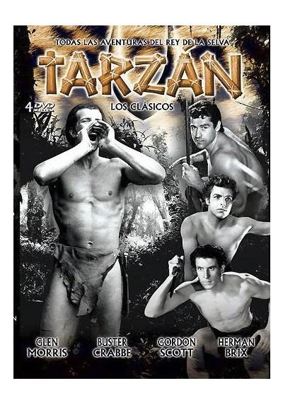 Pack Tarzán