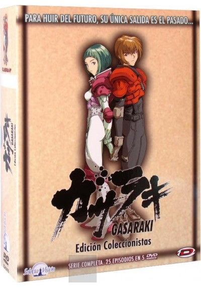Gasaraki - Edición Coleccionistas
