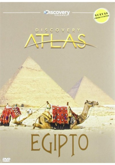 Atlas: Egipto (Discovery Channel)