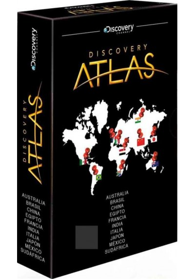 Pack Atlas (Discovery Channel)
