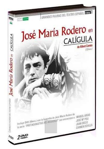 José María Rodero en Calígula