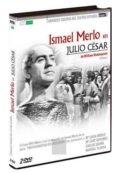 Ismael Merlo en Julio César