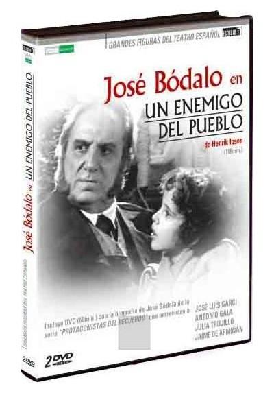José Bódalo en Un Enemigo del Pueblo
