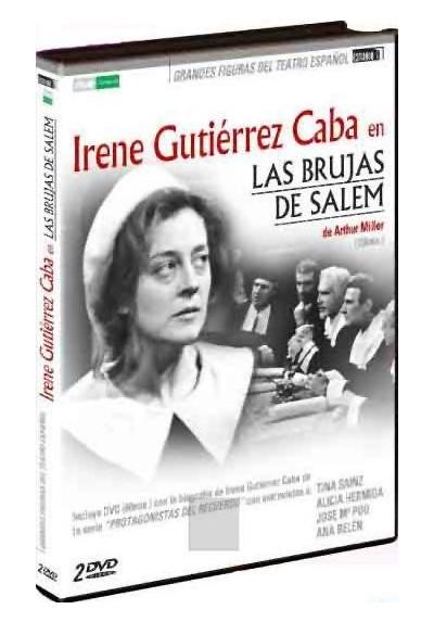 Irene Gutiérrez Caba en Las Brujas de Salem