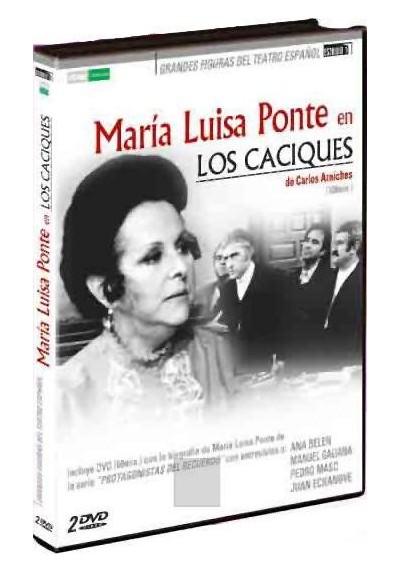 María Luisa Ponte en Los Caciques