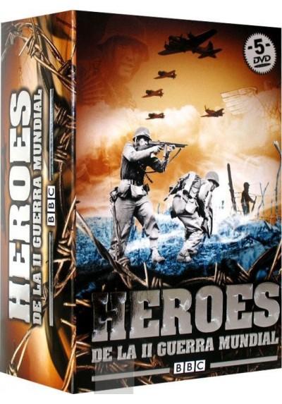 Pack Heroes de la II Guerra Mundial