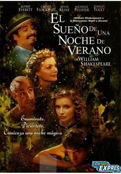 El Sueño de una Noche de Verano de William Shakespeare