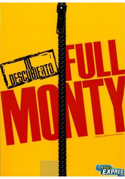 Full Monty - Edición Especial