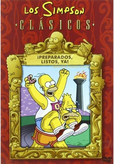 Los Simpson Clásicos: ¡Preparados, Listos, Ya!