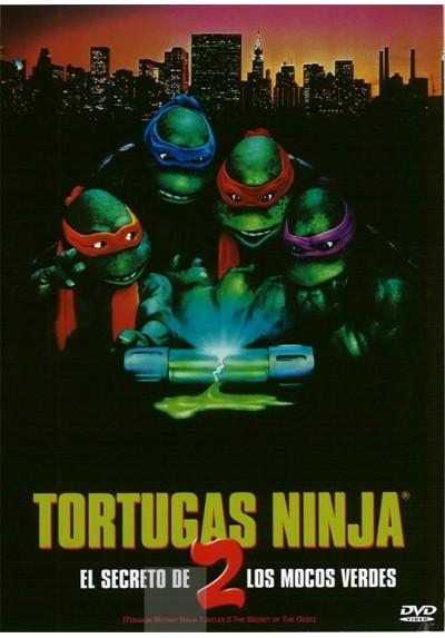 Tortugas Ninja 2. El Secreto de los Mocos Verdes