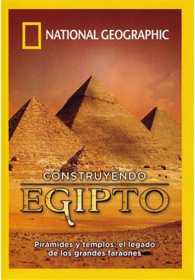 Construyendo Egipto, Pirámides y Templos (National Geographic)