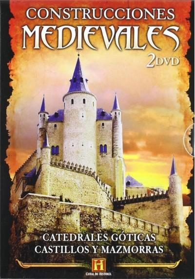 Pack Construcciones Medievales: Catedrales Góticas, Castillos y Mazmorras