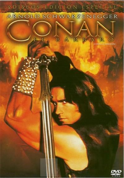 Conan el Bárbaro - Edición Especial 2 Discos