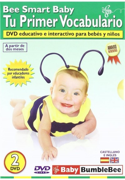 Bee Smart Baby: Tu Primer Vocabulario