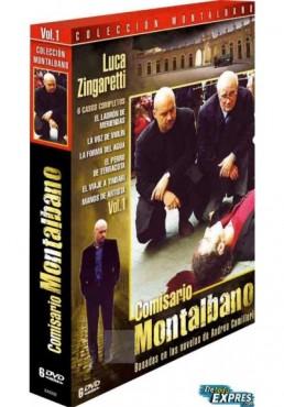 Pack Comisario Montalbano Vol.1