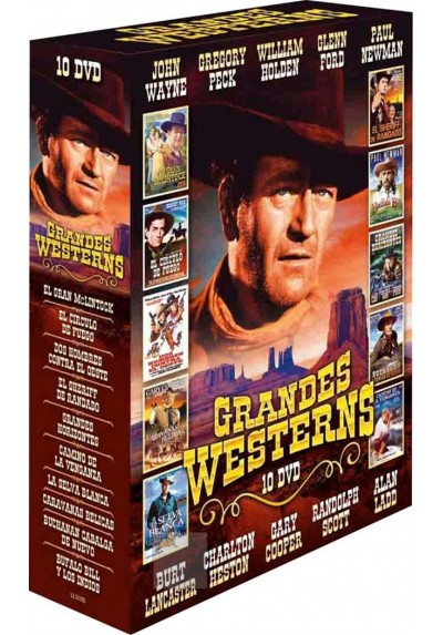 Pack Grandes Westerns