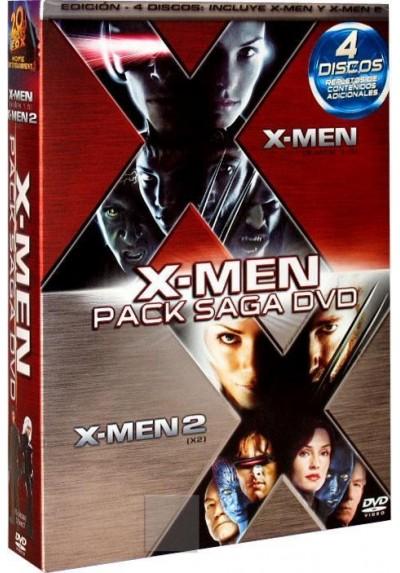Pack Saga X-Men