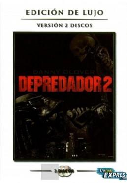 Depredador 2 - Edición de Lujo