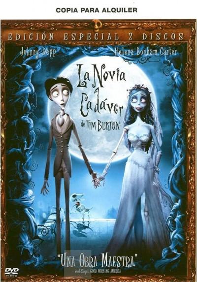 La Novia Cadaver - Edición Especial 2 Discos
