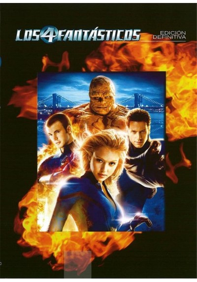 Los 4 Fantásticos - Edición Definitiva