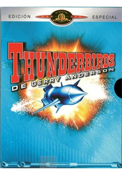 Thunderbirds - Edición Especial (Con Cartón)