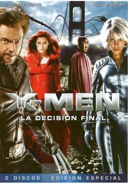 X-Men 3, La Decisión Final - 2 Discos - Edición Especial