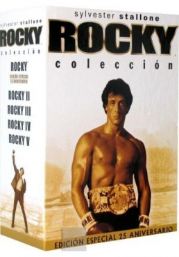 Pack Rocky Coleccion