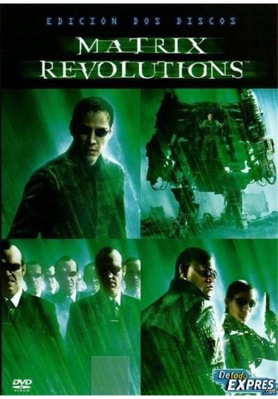Matrix Revolutions - Edición Especial