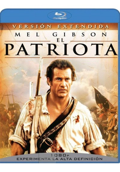 El Patriota - Version Extendida - Blu-ray