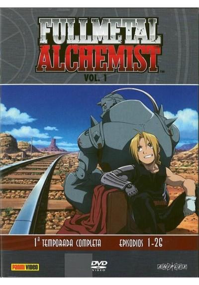 Fullmetal Alchemist -1ª Temporada Completa
