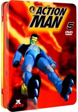 Action Man - Metal Box