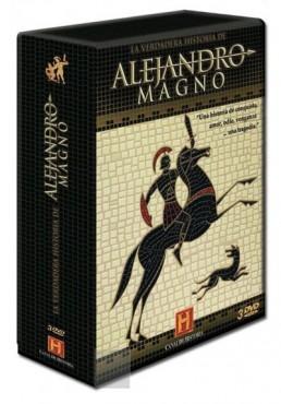 La Verdadera Historia de Alejandro Magno