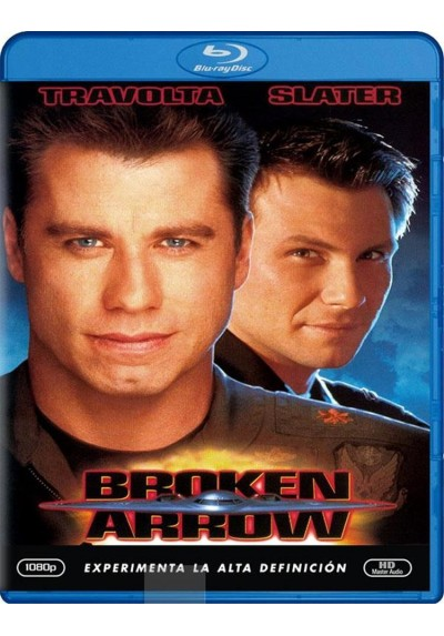 Broken Arrow (Alarma Nuclear) - Blu-ray