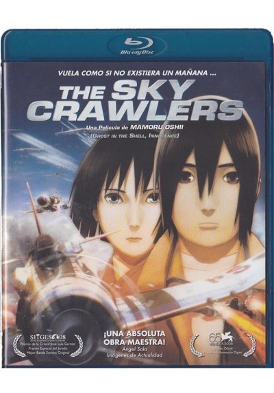 The Sky Crawlers (Sukai Kurora) (Blu-Ray)