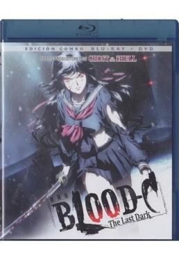 Blood C : The Last Dark (Blu-Ray + Dvd) (Gekijouban Blood-C: The Last Dark)
