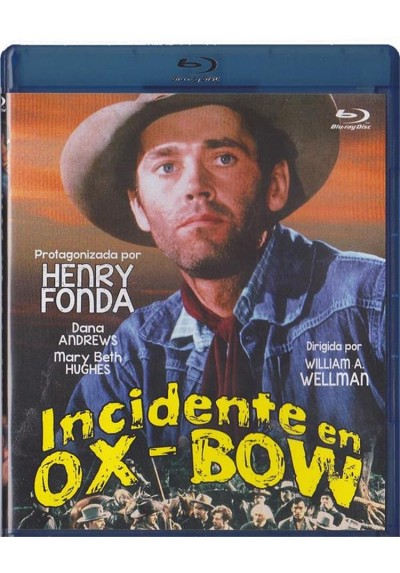 Incidente En Ox-Bow (Blu-Ray)(The Ox-Bow Incident)