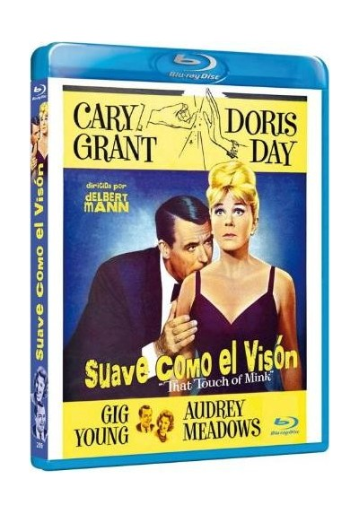 Suave Como El Vison (Blu-Ray) (That Touch Of Mink)