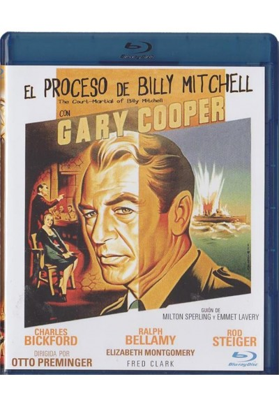 El Proceso De Billy Mitchell (Blu-Ray) (The Court-Martial Of Billy Mitchell)