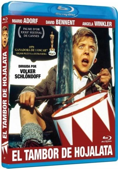 El Tambor De Hojalata (Blu-Ray) (BD-R) (Die Blechtrommel)