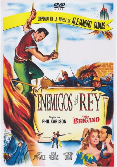 Enemigos Del Rey (The Brigand)