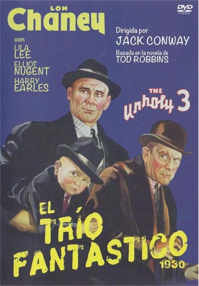 El Trio Fantastico (1930) (V.O.S.) (The Unholy Three)