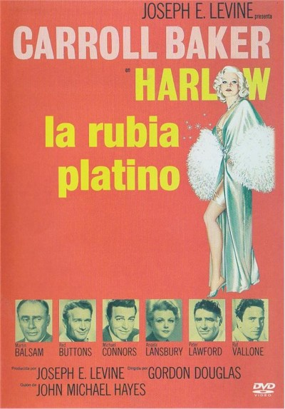 Harlow, La Rubia Platino (Harlow)