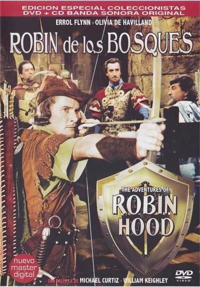 Robin De Los Bosques + B.S.O. (Robin Hood)