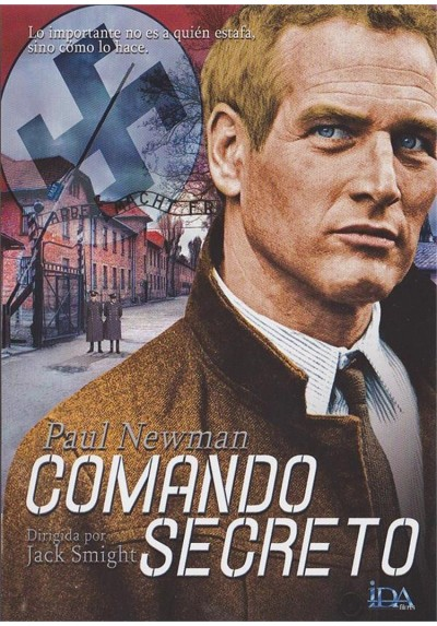 Comando Secreto (The Secret War Of Harry Frigg)