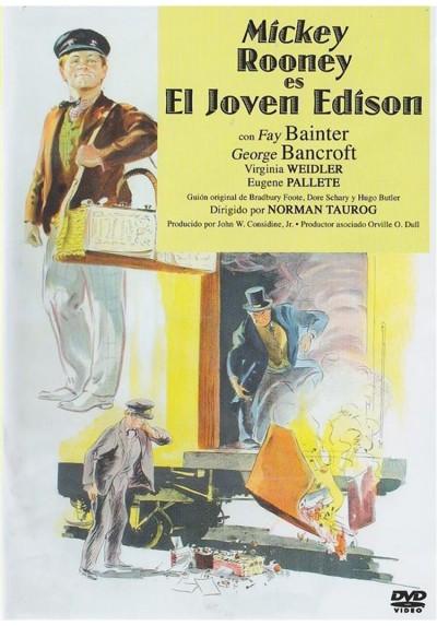 El Joven Edison (Young Tom Edison)