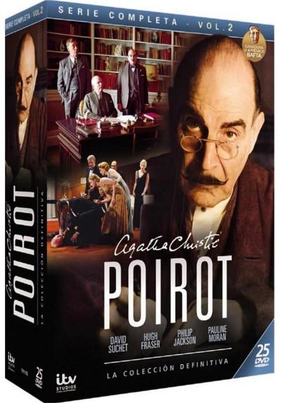 Agatha Christie - Poirot - Serie Completa - Vol. 2 Poirot