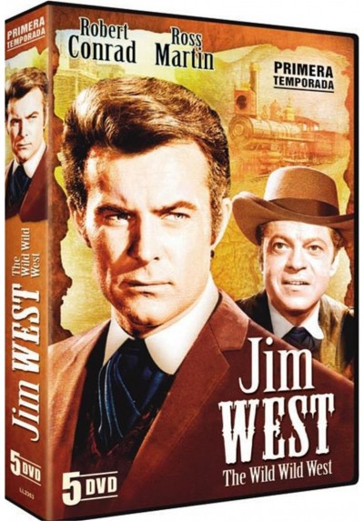 Jim West - 1ª Temporada