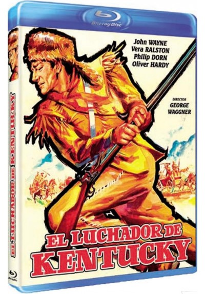 El Luchador De Kentucky (Blu-Ray) (The Fighting Kentuckian)