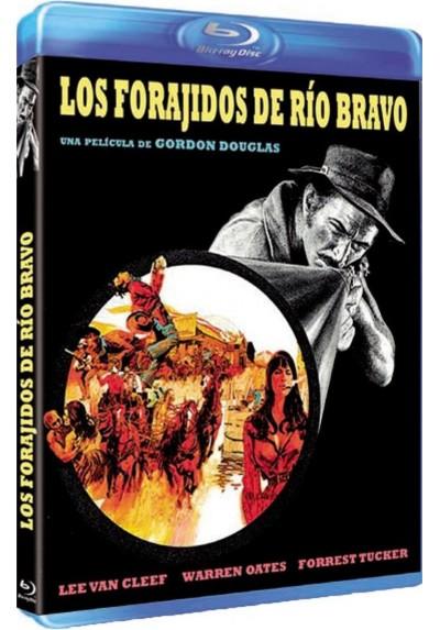 Los Forajidos De Rio Bravo (Blu-Ray) (Barquero)